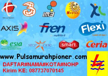 Image Result For Pulsa Murah Madiun